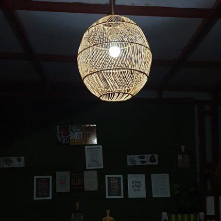 rattan lamp 2